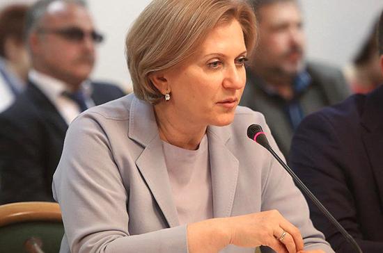 Попова рассказала об изменении организации режима питания в самолётах