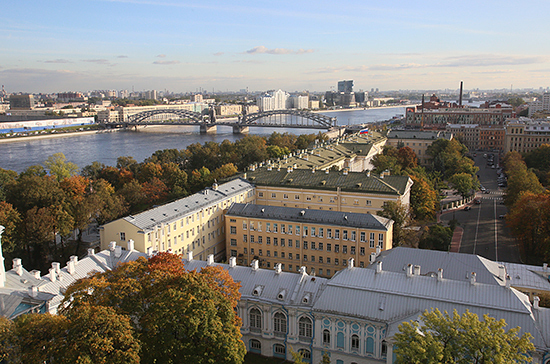 Петербург введёт второй антикризисный пакет к концу мая