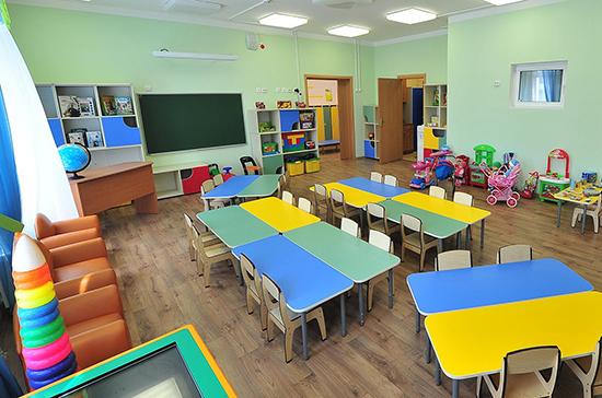 Строительство детсада в Подрезково завершат в 2020 году