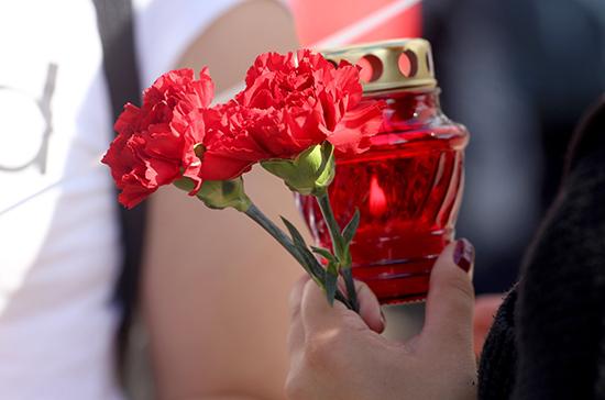 В Крыму вспоминают жертв депортации народов