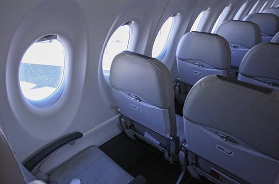 В салонах самолётов скоро станет просторнее