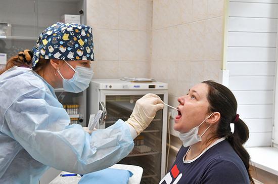 Количество заражений коронавирусом в России достигнет минимума в конце июня-начале июля, считает учёный