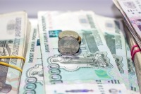 Рубль подскочил вслед за нефтью