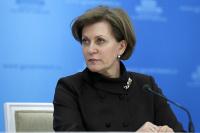 Попова: ситуация с COVID-19 не стабилизировалась максимум в семи регионах