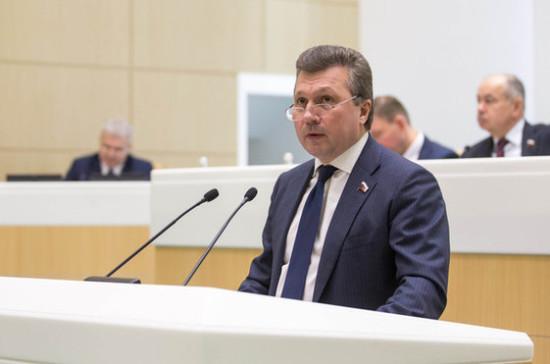 Сенатор Васильев рассказал о перспективах авиастроительной отрасли России