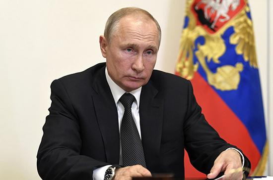 Путин: инфляция в России замедляется, рубль начал укрепляться