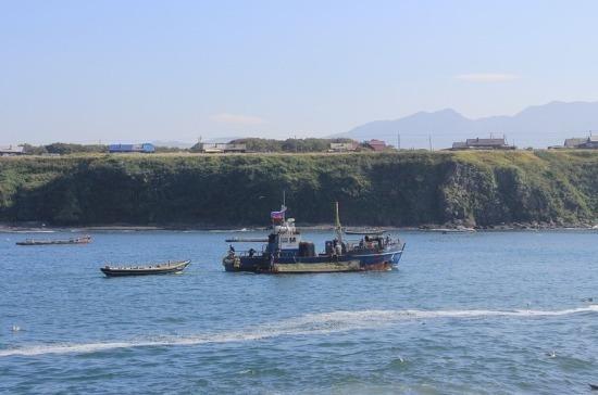 МИД Японии в ежегодном докладе назвал южную часть Курильских островов своей территорией