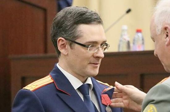 Совфед назначил Разинкина заместителем генерального прокурора
