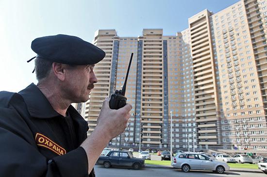 Частные охранные предприятия просят включить в список системообразующих