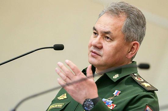 Шойгу: западное направление несёт наибольшую угрозу безопасности России