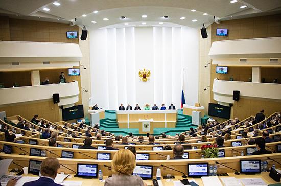 В Совете Федерации обеспокоены ростом объёма жалоб предпринимателей на действия ФАС