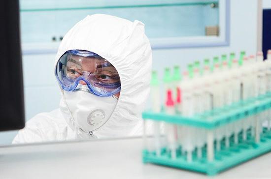 В России за сутки коронавирус подтвердился у 8764 человек