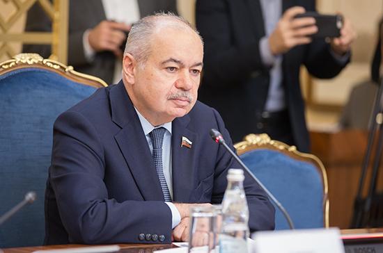 Умаханов: Россия и Иран окажут взаимную поддержку в борьбе с коронавирусом