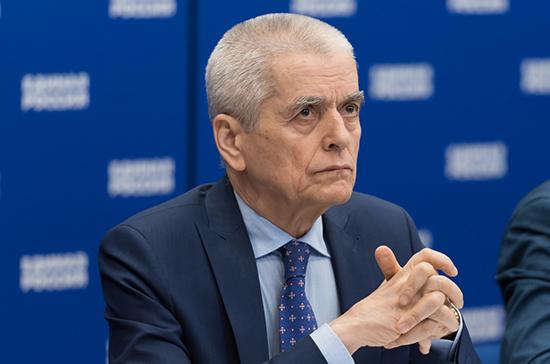 Онищенко призвал модернизировать международное законодательство в рамках ОДКБ для выхода из пандемии