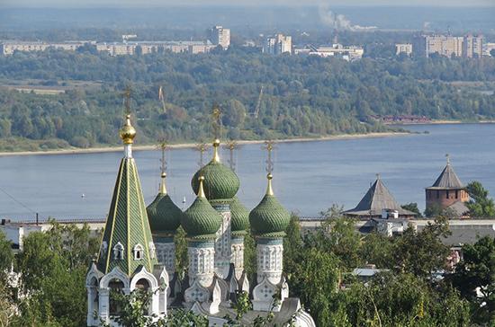 Поволжье отмечает день великой русской реки