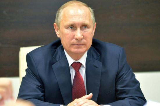 Путин наградил медалью британцев — участников Северных конвоев