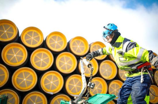 Германия освободила «Северный поток» от газовой директивы ЕС