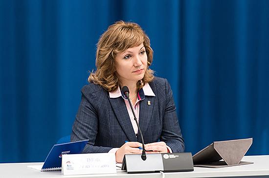 Тутова: президентские поправки поставили точку в дискуссии о том, является ли образование услугой