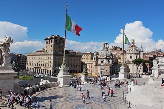 В Италии порядка 3,7 миллиона человек нуждаются в продовольственной помощи, пишут СМИ