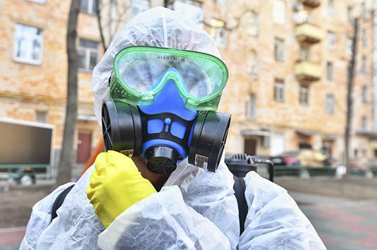 В селе Республики Алтай провели масштабную дезинфекцию