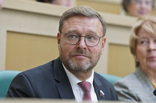 Косачев назвал выход из Договора по открытому небу невыгодным для США