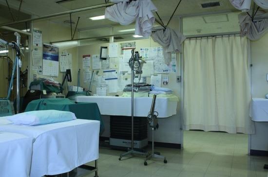 Кабмин выделил почти миллиард рублей для возведения госпиталя под Мурманском