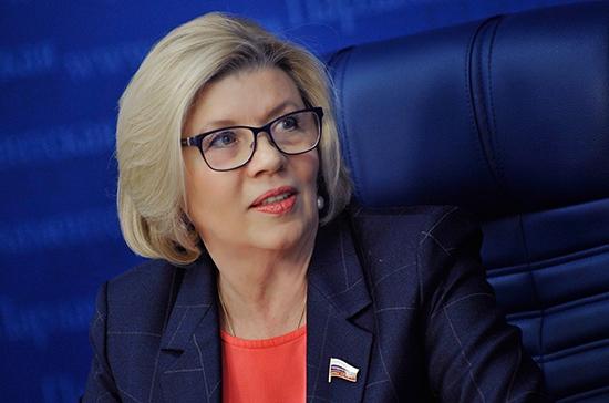 Пилюс призвала СМИ больше рассказывать о красотах России