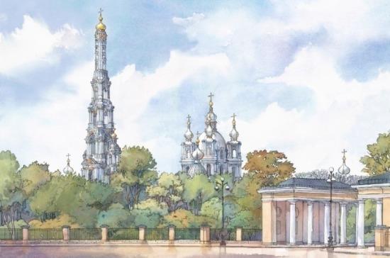 Коронавирус дал отсрочку большим стройкам Петербурга