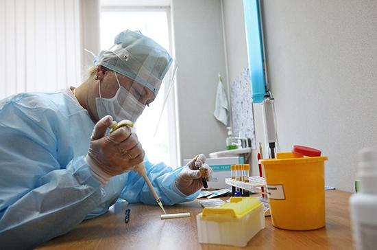 Минобороны назвало число инфицированных коронавирусом военных в России