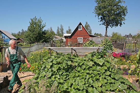Путин подписал закон о регистрации общего имущества садоводческих товариществ