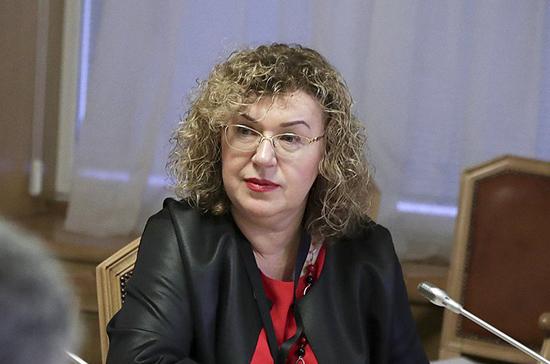Епифанова призвала отложить на год обязательную маркировку товаров