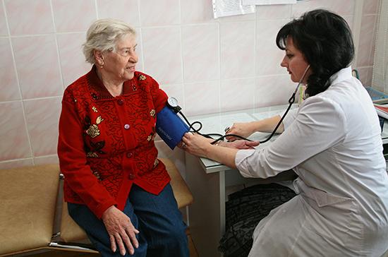 В Минздраве призвали кардиологических пациентов обращаться за помощью, не дожидаясь осложнений