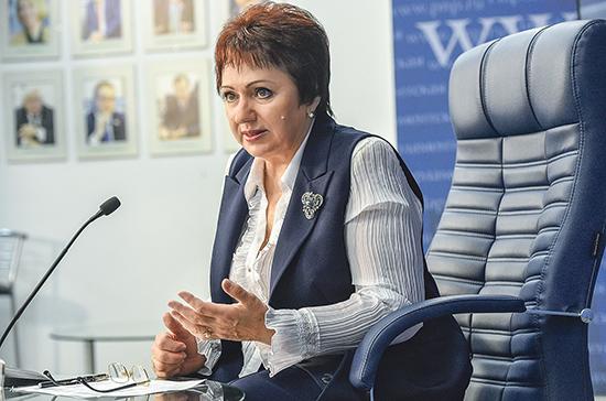 Бибикова объяснила необходимость закона о приёмных семьях для взрослых