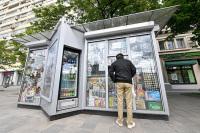 Власти Москвы поддержат печатные киоски и частные медклиники