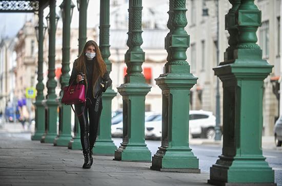Москвичи с 1 июня смогут гулять и заниматься спортом на улице