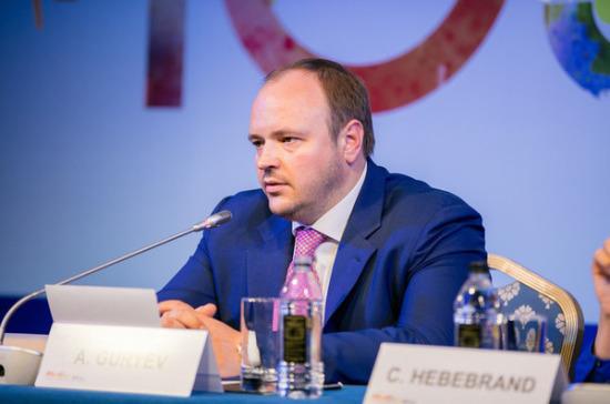 Андрей Гурьев: «Экспортные поставки минудобрений переориентированы на внутренний рынок»