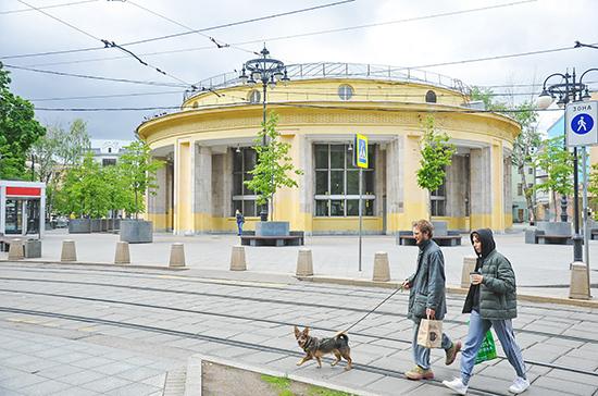 Прогулки для москвичей предложили разрешить по графику
