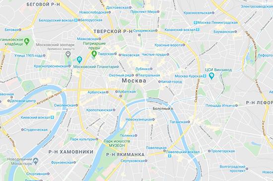 Власти столицы опубликовали график прогулок москвичей