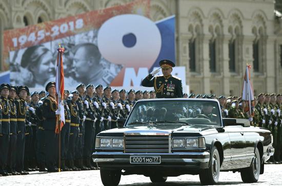 Россия направит повторные приглашения на Парад Победы всем участникам