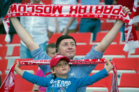 Зрителей допустят на матчи чемпионата России по футболу