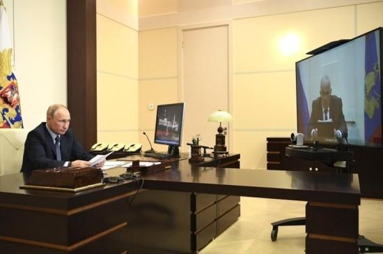 Президент призвал губернатора создавать привлекательные условия для медиков в Костромской области