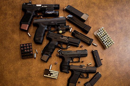 За потерю оружия и патронов предложили штрафовать