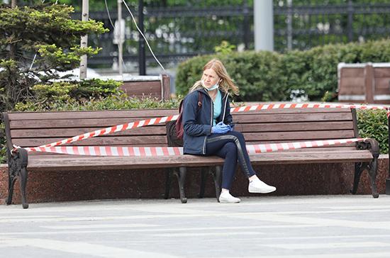 В Москве не будут вводить новые штрафы за отсутствие масок или перчаток на улицах