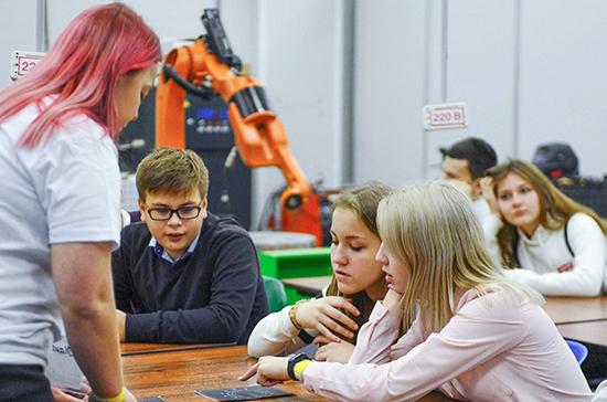 Студентов допустят к работе в школе