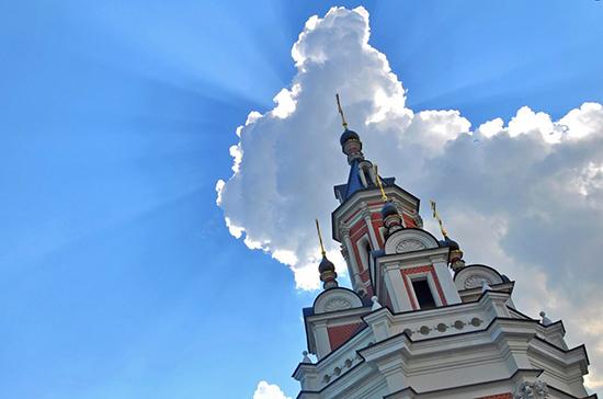 Московские храмы откроются для прихожан с 6 июня