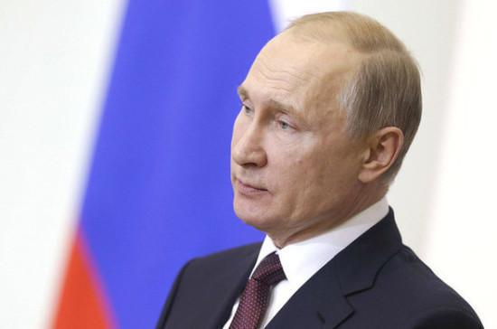 Владимир Путин поздравил россиян с Международным днём защиты детей