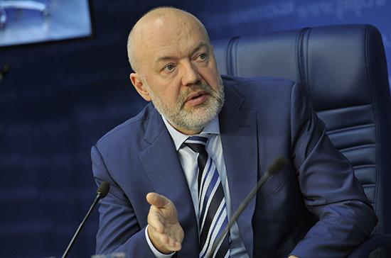 Крашенниников поддержал решение президента назначить голосование по поправкам в Конституцию на 1 июля