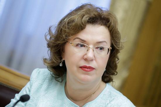 Епифанова предложила создать в России единый ресурс о вакцинации населения
