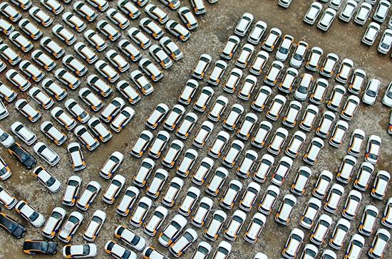 В Совфеде предлагают оказать поддержку автодилерам