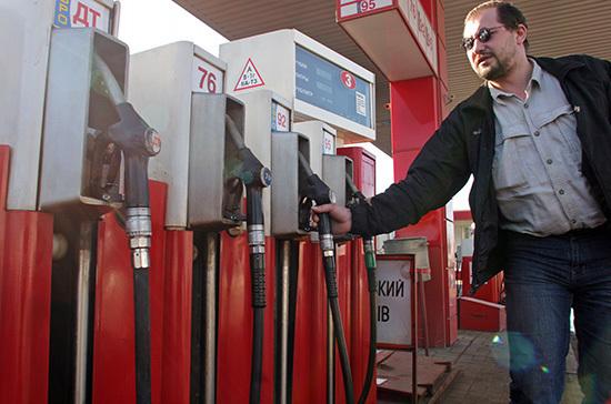 В России введён запрет на ввоз дешёвого бензина
